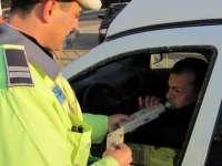 Două persoane rănite în urma unui accident produs de un șofer beat