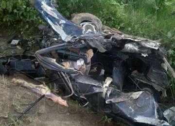 Două persoane și-au pierdut viața într-un accident petrecut lângă Cicârlău