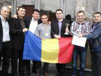 Două titluri de vice-campion național obținute de județul Maramureș la competiţia de Șah – Faza finală a MAI