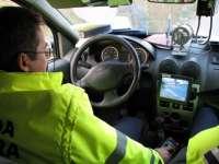 Dragomireşti - Poliția rutieră a acționat în trafic pe DJ 186
