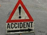 Drumul cu denivelări, cauza unui eveniment rutier la Sighetu Marmaţiei