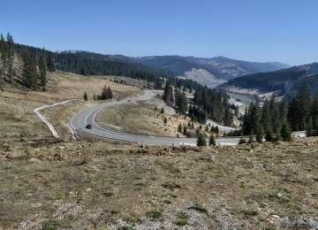 Drumul lui Pintea: Maramureşul mai are o trecătoare cu serpentine și peisaje superbe