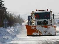 Drumurile judeţene, pregătite pentru iarnă