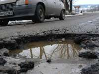 Drumurile proaste din Maramureş reclamate la Consiliul Județean