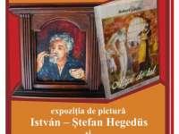 DUBLU EVENIMENT CULTURAL - Lansare de carte și Expoziție de pictură la Sala Radio Sighet