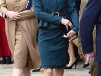 Ducesa Kate Middleton, detronată din fruntea clasamentului celor mai elegante femei din familiile regale