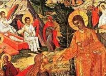 DUMINICA MIRONOSIȚELOR – Martorii Răstignirii și Învierii Domnului