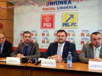 """După scandalul iscat la depunerea de coroane de 1 Decembrie, liderii Alianței își asigură alegătorii că """"USL Maramureș funcționează foarte bine"""""""