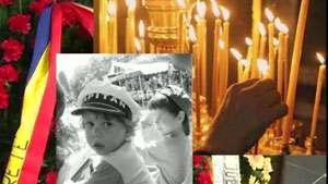 Durere fără margini - Copilul ucis de maidanezi, condus pe ULTIMUL DRUM