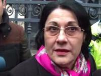 Ecaterina Andronescu, cu ochii în LACRIMI la ieşirea de la DNA: Sunt suspectată de abuz în serviciu