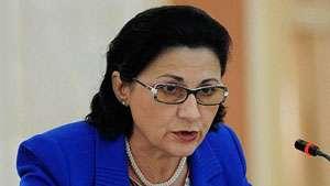 Ecaterina Andronescu, despre o nouă lege a Educației: Sper să o avem până la vacanța de iarnă