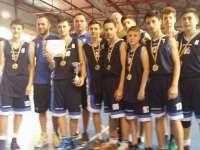"""Echipa de baschet a CN """"Dragoș - Vodă"""" a devenit campioana națională în cadrul ONSS - gimnaziu"""