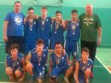 Echipa de baschet gimnaziu a Colegiului National Dragoș Vodă este noua vicecampioana a României