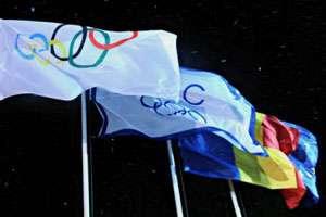 Echipa Olimpică care va reprezenta România la FOTE, în drum spre Austria