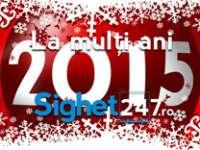 Echipa Sighet247.ro vă urează un an nou cu multă sănătate și La mulți ani
