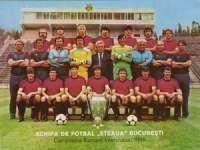 Echipa Steaua sărbătoreşte 27 de ani de la câştigarea Cupei Campionilor Europeni