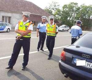 Echipe mixte de poliţişti români şi maghiari în zona Maramureşului Istoric