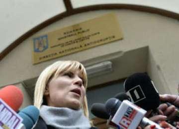 Elena Udrea, la DNA pentru completarea denunțului penal