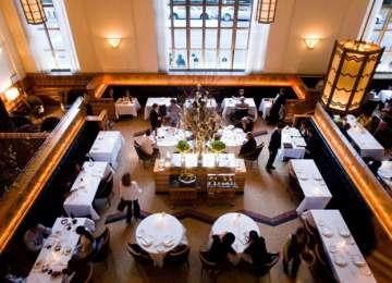 """""""Eleven Madison Park"""" din New York, catalogat ca fiind cel mai bun restaurant din lume în 2017"""