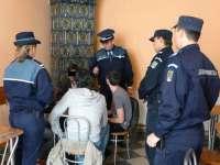Elevi din Sighet și Borșa sancționați de jandarmi pentru că nu erau la cursuri