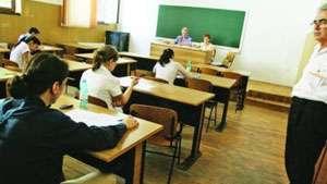 Elevii claselor a XII-a vor susține vineri ultima probă a simulării bacalaureatului