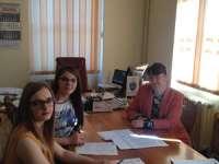 Elevii din Sighet au experimentat pentru o zi un loc demuncă în programul Job Shadow Day