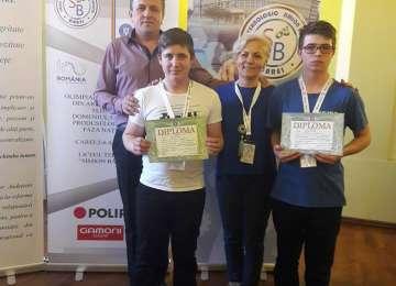 Elevii Liceului Tehnologic Forestier au obţinut premii la faza naţionalӑ a Olimpiadei Şcolare în Domeniul Fabricarea Produselor din Lemn