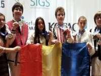 Elevii români au obținut cinci medalii de argint la Olimpiada Internațională de Științe pentru juniori