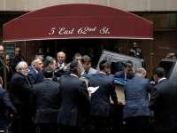 Elogii din toată lumea la funeraliile sigheteanului Elie Wiesel