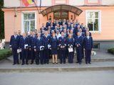 EMOȚIONANT - 25 de polițiști maramureșeni au intrat azi la pensie