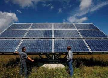 ENERGIE VERDE: În Baia Sprie va fi construit un parc fotovoltaic
