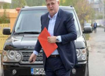 """Epoca """"Dumitru Dragomir"""" a apus - Gino Iorgulescu este noul preşedinte"""