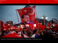 """Erdogan și """"vointa oamenilor"""""""