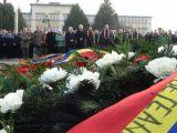 Eroii martiri ai Revoluției din decembrie 1989, comemorați în municipiul Baia Mare