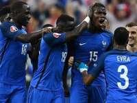 EURO 2016: Franța, calificată în semifinale, după 5-2 cu Islanda