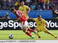 EURO 2016: România - Elveția 1-1, scor final