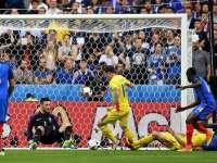 EURO 2016: România - Franța, 1-2. Partidă nebună pe Stade de France- Penalty marcat de Stanciu și gol în minutul 89 înscris de Payet