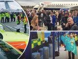Evacuarea Aeroportului London City: Un bărbat de 25 de ani a fost arestat pentru terorism