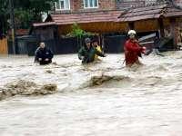 EVALUARE: Inundațiile din Maramureș au generat pagube în sumă de 7.440 mii lei, în 39 de localități