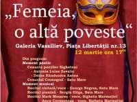 """EVENIMENT CARITABIL - """"Femeia, o altă poveste"""""""