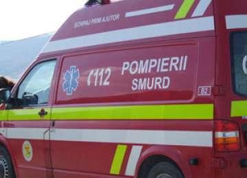 EVENIMENT RUTIER - Baimareni in spital, dupa un accident produs intre Salistea de Sus si Sacel