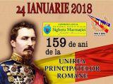 """Evenimentul """"Hai să dăm mână cu mână"""", marchează la Sighetu Marmației, Unirea Principatelor Române și Centenarul Marii Uniri"""