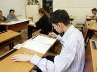 Examenul de Bacalaureat se încheie vineri cu proba la alegere a profilului