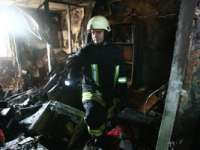 EXPLOZIE – O garsonieră a sărit în aer din cauza unei scurgeri de gaz în Baia Mare. Incendiu și la Strâmtura
