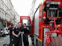 Explozie violentă în nordul Franței, cauzată foarte probabil de o scurgere de gaz