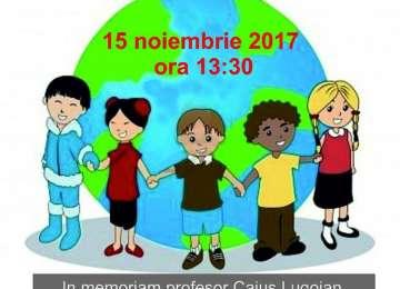 "Expoziție ""Culori pentru Pace"": In memoriam – Caius Lugojan"