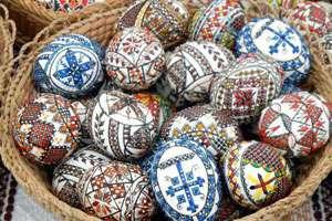 Expoziție de ouă încondeiate la Institutul Cultural Român din Viena