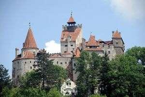 Expoziţie foto la Castelul Bran: