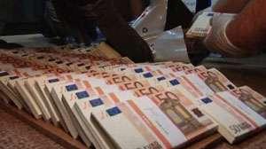 Fabrică de euro falşi a mafiei italiene descoperită la Oradea