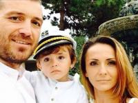 Faptă caritabilă. Donaţie de aparatură medicală în memoria fiului lor, făcută de Cristina și Vasile Vlașin